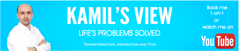 Kamil's View – Life Problems Solved